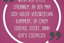Drinks with Mood / Save water, drink champagne! Diese alkoholischen und nicht-alkoholischen Getränke sollte man probiert haben.
