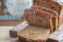 Bread / Bread recipes and ideas.