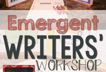 Writer's Workshop / by Jill Moroney