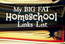 Homeschool / Things I might want to use if/when we homeschool in the fall! / by Rachel Swindle