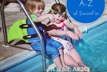 A-Z of SwimFin / SwimFin provides so many benefits to your little swimmers. We thought we would highlight them in an A-Z of SwimFin!