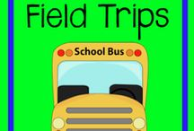 Virtual Field Trips / by Carol Foster