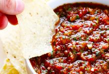Dips and Sauces / Healthy Dips and Sauce Recipes.. perfect as an aperitif or as an accompaniment with your meal