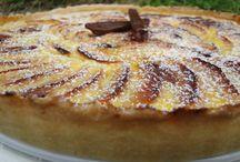 tarte aux pommes caramel