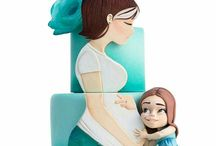 CAKE - PREGNANCY maternity