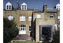Brondesbury Road • Queen's Park • London / Rear Extension to a Victorian House