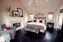 Master Bedroom / by Brandy Curnel