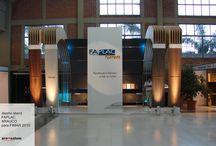 Diseño de Stand para FAPLAC, FIMAR 2010