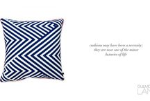 DECORATIVE SCATTER CUSHIONS