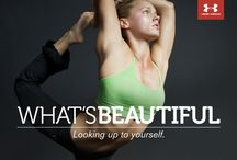 What's Beautiful Campaign by Under Armour / by Lori Lanham @Get Fit Naturally