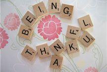 Gratitude  / by Mika
