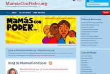 MamásConPoder / Lea noticias actualizadas de MamásConPoder.org, nuestro sitio y blog en español.  / by MomsRising