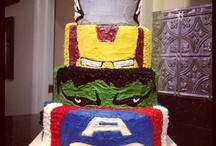 Avengers Assemble... for a Party! / by Crista Wilhite