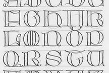 Kaligrafia: kapitała lombardzka