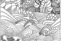 Coloring Sheets / by Lesann Berry