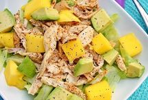Clean healthy eating