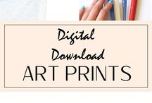 Office Art Prints - Office Decor Ideas / Instant download printables for your home office / office space that are a convenient and affordable way to spice up YOUR home in an instant with quality products that will WOW your friends and family!
