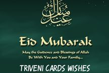 "EID MUBARAK / EID MUBARAK  http://www.weddingcardshoppe.com/Muslim-Wedding-Cards.htm  ""On this Holy and Joyfull Occasion   May the Blessings Of Almighty Allah    Come Down & Rest Upon Ur Shoulders   And Upon Those Whom U Love    And Treasure And     May U Enjoy a Very Happy Eid this Year and Coming Years Too """