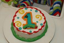 Owens first birthday