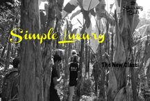 """Simple Luxury @ Sharing Bali …. The New Class / I'm on a mission to create, share and celebrate """"Simple Luxury"""" every day. The moments, gestures, experiences that put a smile on your face, boost your energy, allow you to momentarily escape, invoke a hell-raising laugh, set you free to run like a child or just fill you with wonder. Move over fluffy white towels. Stand back sleek spas."""