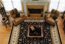 Area Rugs / by Century Tile