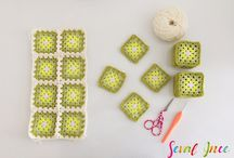 Crocheting by Seval