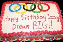 Olympics Cakes