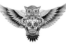 Tattoos / by Tiffany Hastings