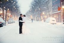 Wedding - winter