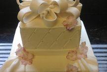 wedding shower cakes / by Sandy Maclean