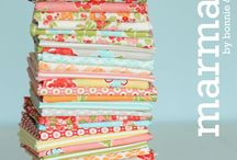 QUILTING...Books and Fabric Lines
