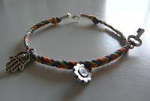 Pulseras (Bracelets) / Tutoriales o diseños de pulseras