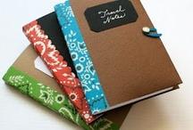 Office - Notebooks, Folders, Envelopes / by Kim Wright
