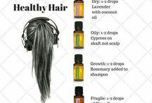oils + treatments