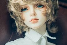 Bjd / Ball-jointed dolls, pallonivel nuket