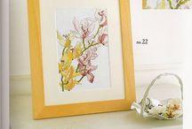 haft magnolie