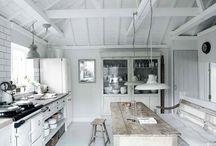 Kitchens / Dream kitchens