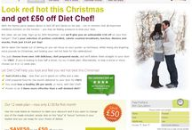 Diet Chef deals & special offers / We use this board to pin our latest deals and offers, for anyone who is interested in trying (or returning to) Diet Chef.