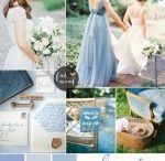 Colour theme wedding