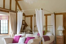 Bedroom ideas / by Patti Hall