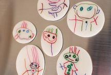 Preserve Kid's Drawings