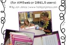 AIMSweb resources