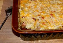 Casseroles for crowd
