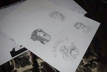 My Sketches / Drawings