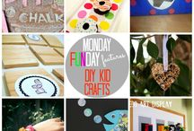 Monday activities  / by Becky Stobbe