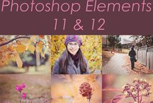 Actions for Photoshop Elements 11 and 12