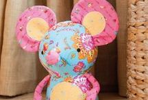 Cute Free Downloadable Toy Patterns!!