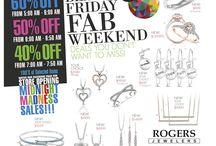 Black Friday Fab Weekend