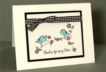 DIY Cards for creative inspiration / Cards to get inspiration from