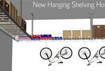New Hanging Shelving Houston